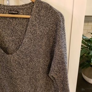Express Sweaters - Express Knit Sweater